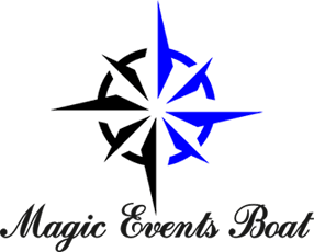 MAGIC EVENTS BOAT - LOGO