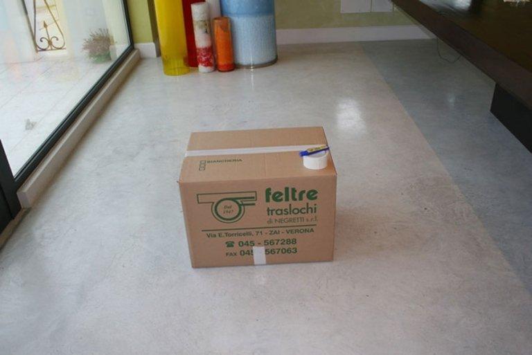 imballaggio per trasloco