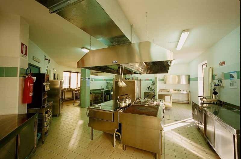 Locale Cucina interna Casa di Riposo La Divina Misericordia Onlus