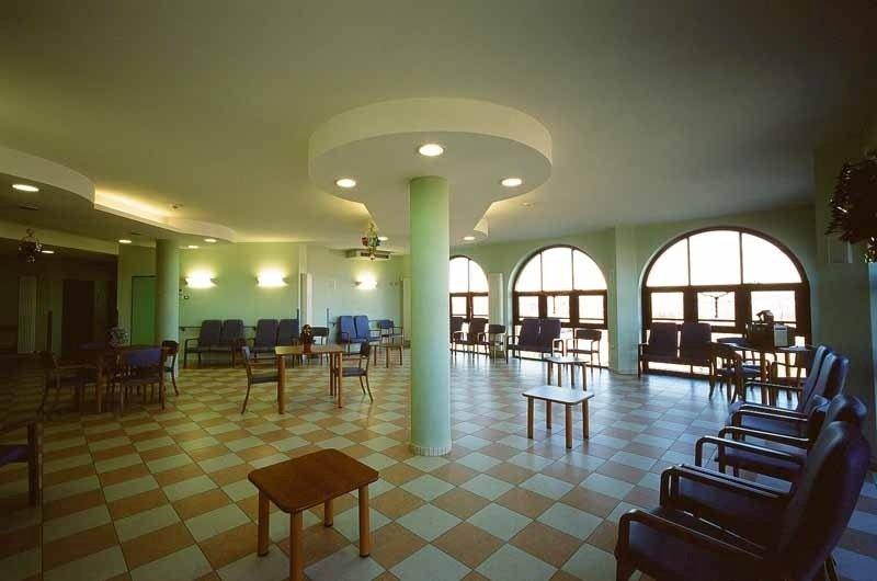 Salone principale piano1 Casa di Riposo La Divina Misericordia Onlus