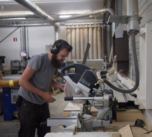 Werkplek bij top 10 meubelmakers for Meubelmaker amsterdam