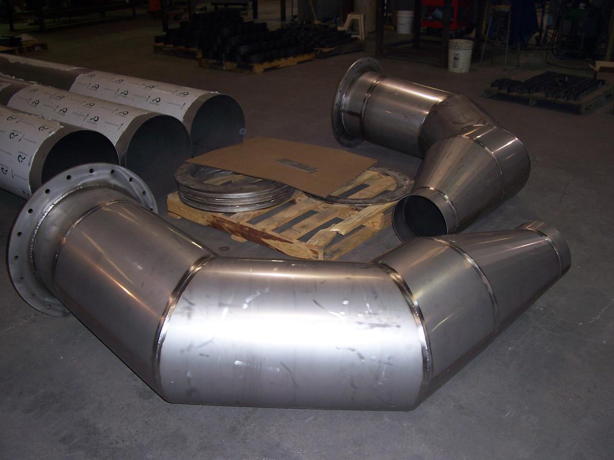 Sheet Metal Fabrication in Fort Worth, TX - Metal Specialties Inc.