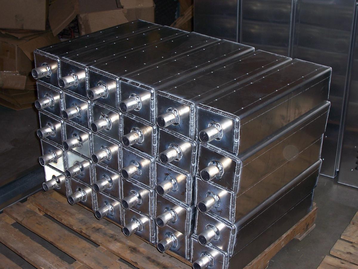 Custom Stainless Steel in Dallas, TX - Metal Specialties Inc.