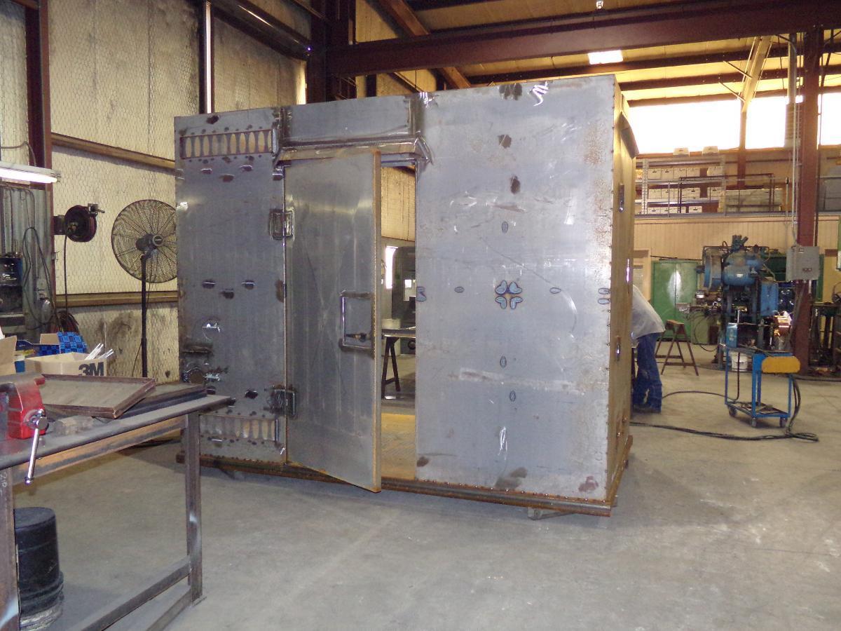 Metal Laser Cutting in Hobbs, NM - Metal Specialties Inc.