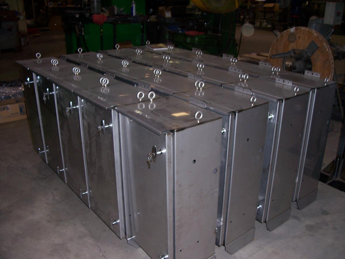 Metal Laser Cutting in Houston, TX - Metal Specialties Inc.