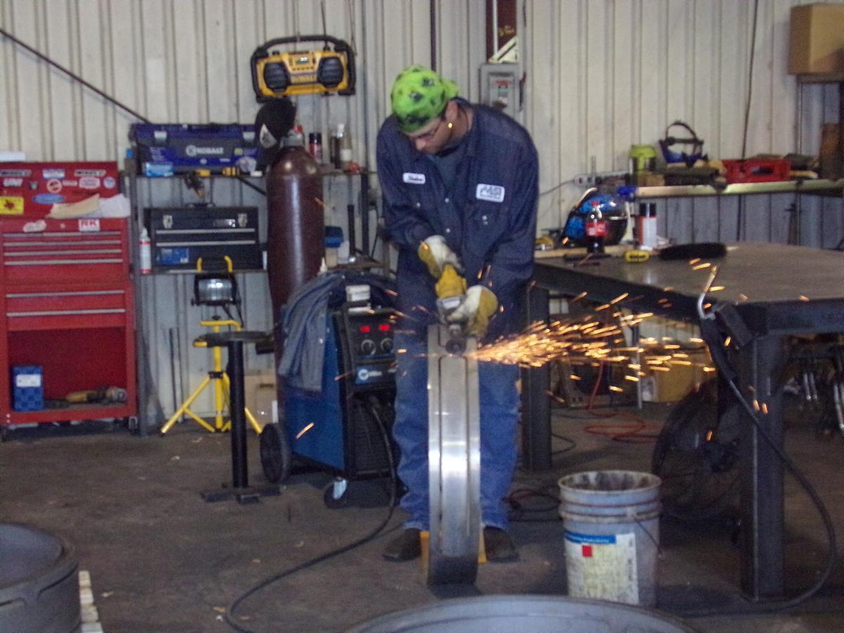 Metal Laser Cutting in Midland, TX - Metal Specialties Inc.