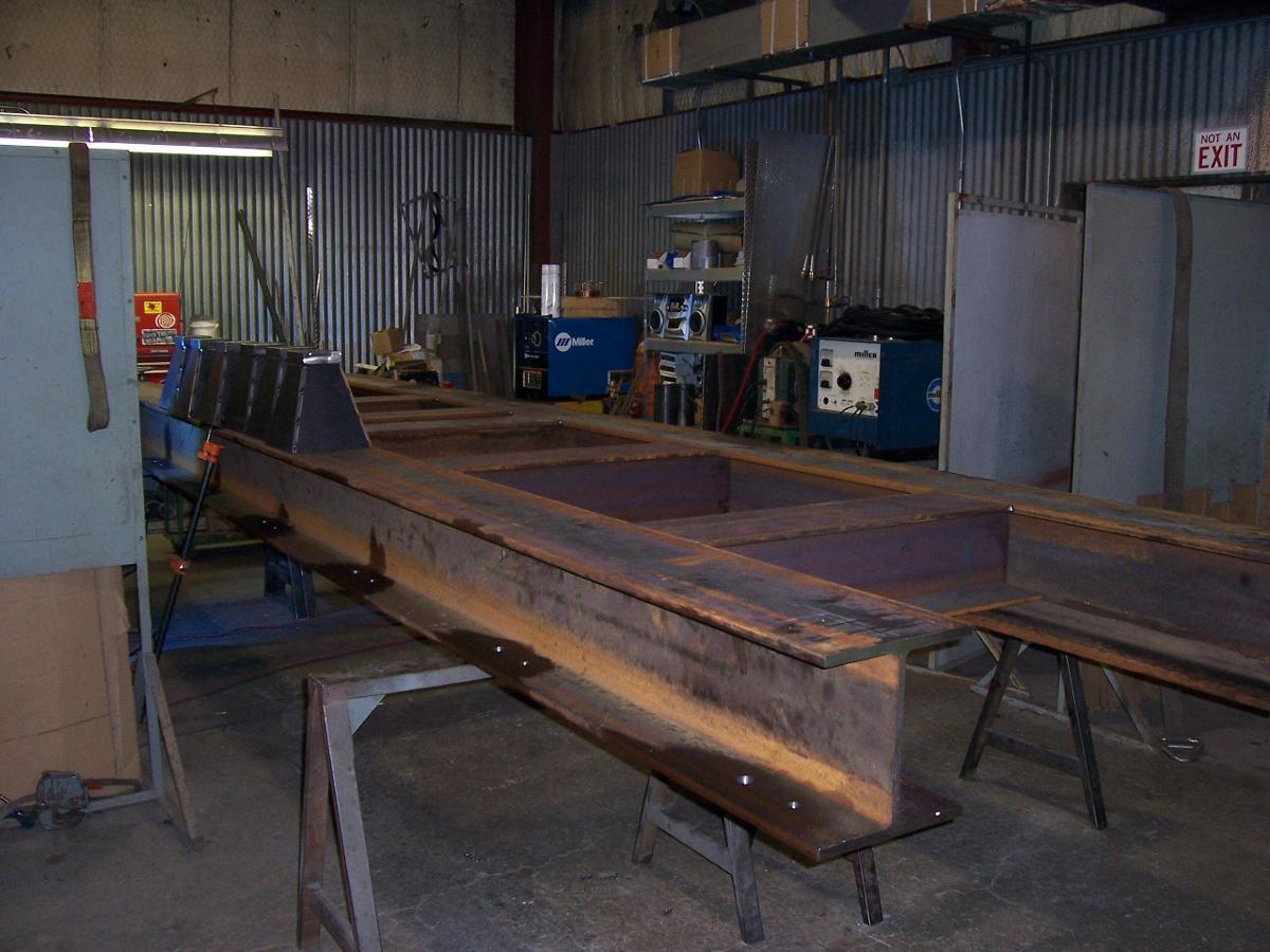 Custom Stainless Steel in Odessa, TX - Metal Specialties Inc.