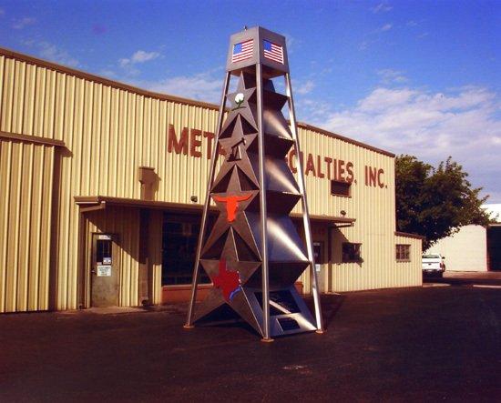 Custom Stainless Steel in Fort Worth, TX - Metal Specialties Inc.
