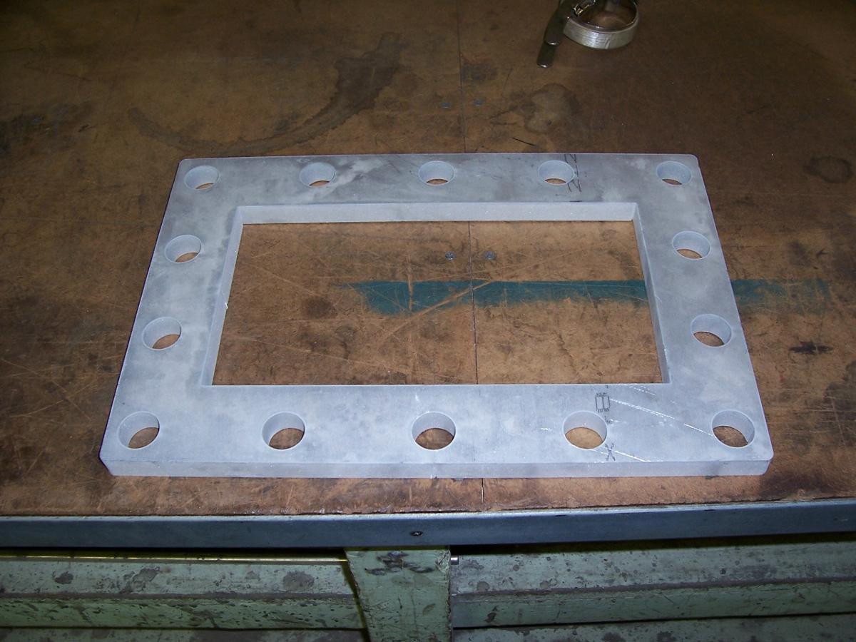 Custom Stainless Steel in Houston, TX - Metal Specialties Inc.