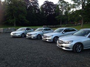 Car Hire - Auchterarder, Perthshire - AA Chauffeur Drive - Silver Cars