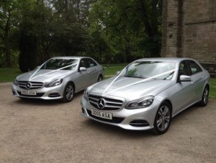 Car Hire - Auchterarder, Perthshire - AA Chauffeur Drive - Wedding Cars