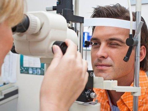 Serzi oftalmici
