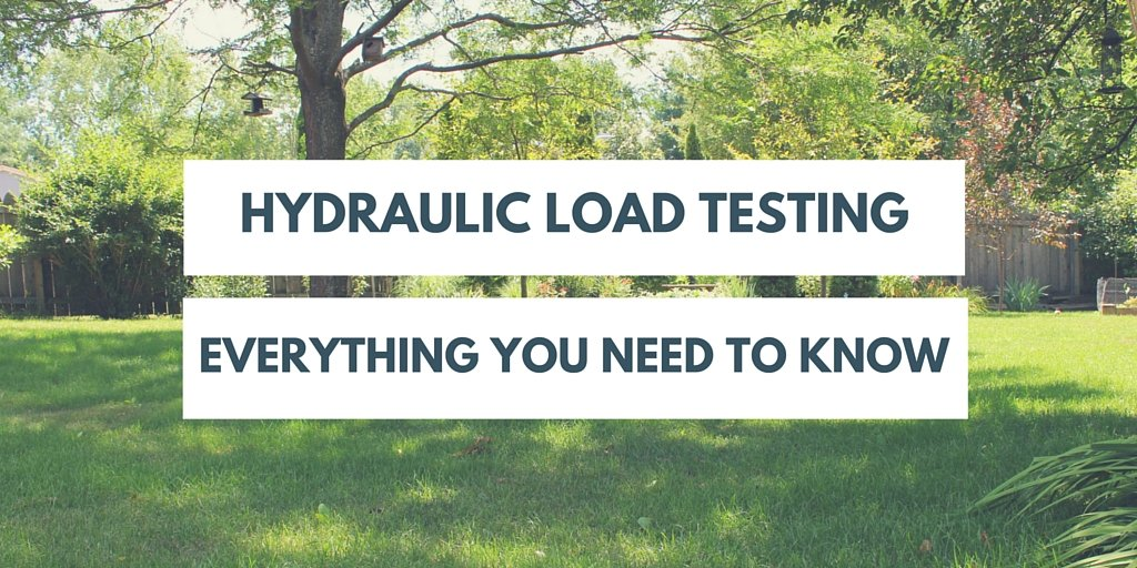 Hydraulic Load Testing - Everything you need to know as a homeowner! Information, pricing and practical septic tips from John Kline Septic Services.