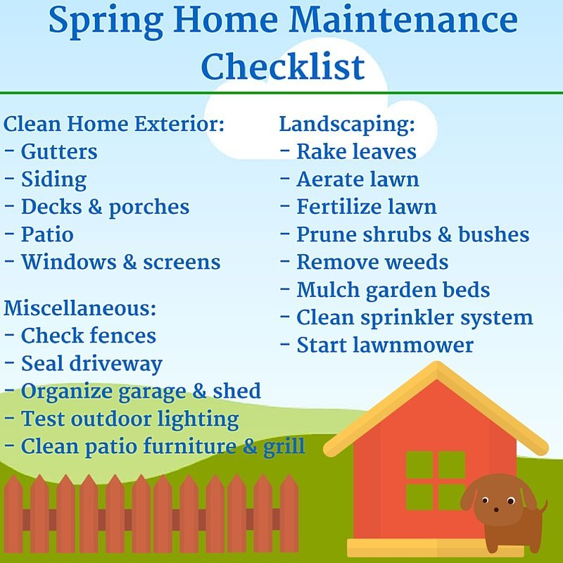 Get your home ready for spring with John Kline Septic!
