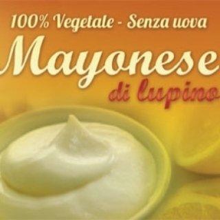 Mayonese di Lupino Veg Bio