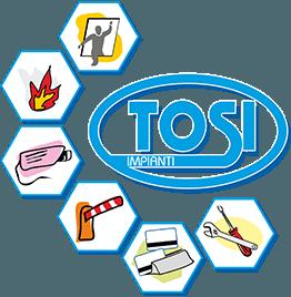 Tosi Impianti – Logo