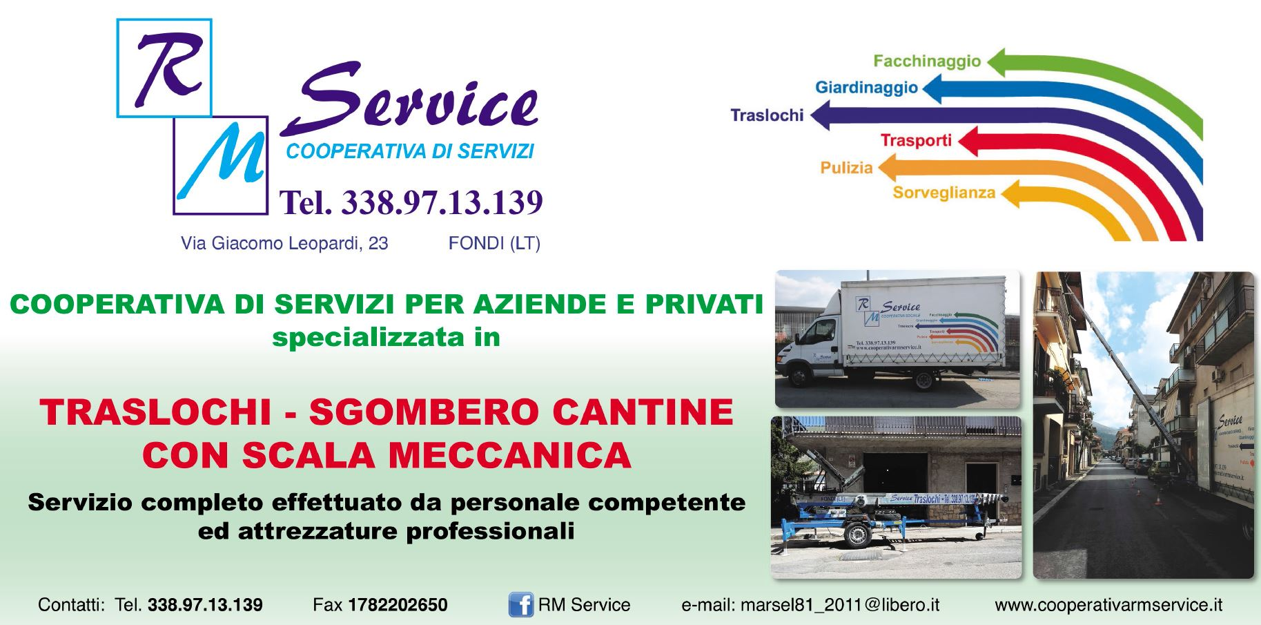 cooperativa di servizi