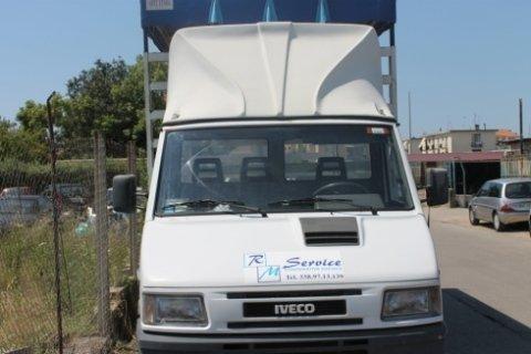 servizio di carico e scarico merci