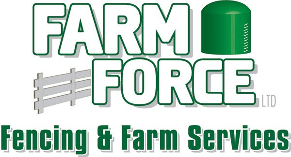 Farm Force Fencing & Farm Services Logo