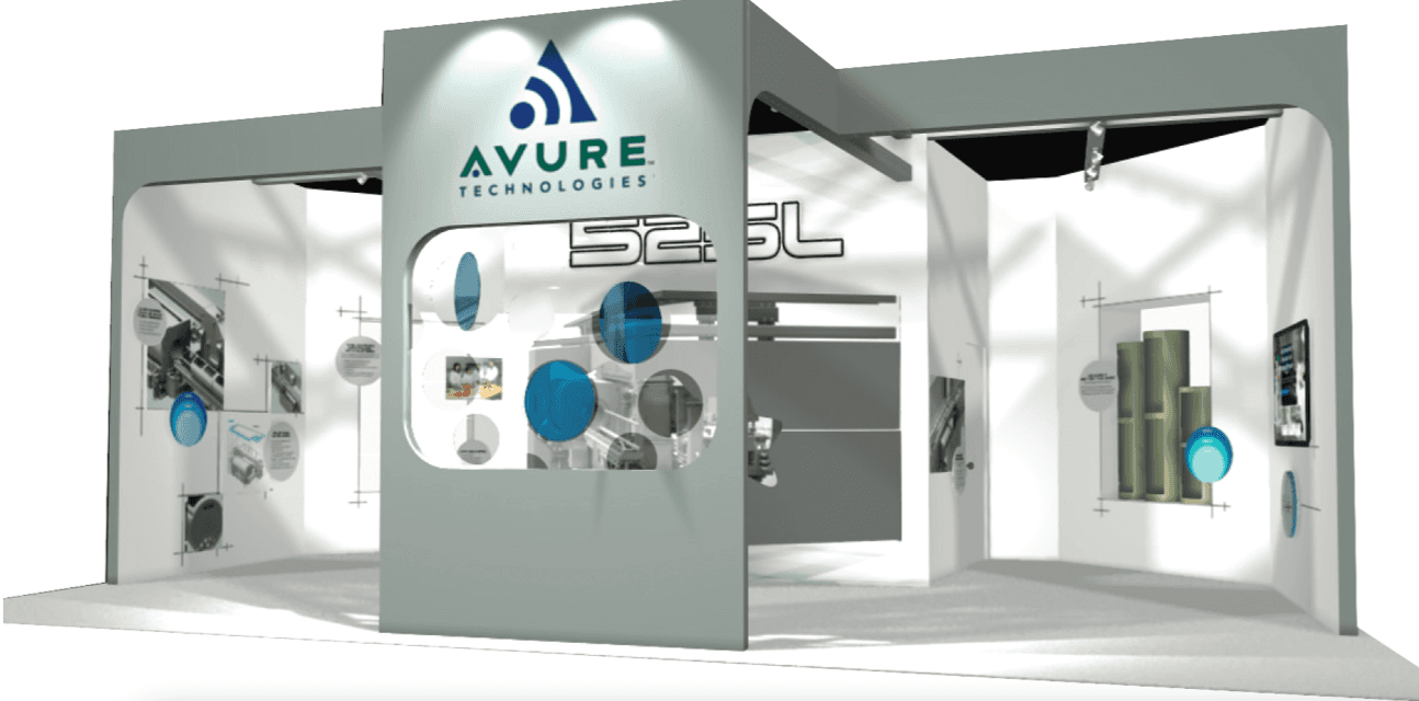 Trade Show Booth Quiz : Trade show booth design by heavyduty branding