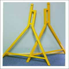 Fasteners - Barrier Board Legs