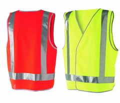 Safety Vest -  Day/Night  Wear