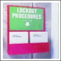 Lockout - Procedures Holder