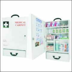 First Aid Kit - Wallmounted 5