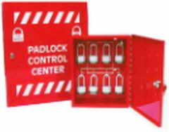 Padlock Control Centre