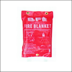 Fire Equipment  - Fire Blanket Suitable - Lage