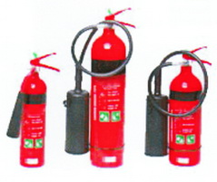 Fire Equipment - Fire Extinguisher - C