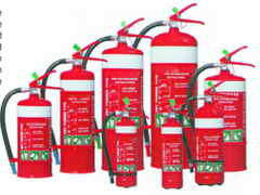 Fire Equipment - Fire Extinguisher - ABE