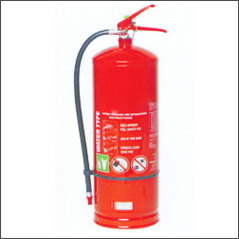 Fire Equipment - Fire Extinguisher - Water