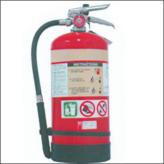 Fire Equipment - Fire Extinguisher - Wet Chemical