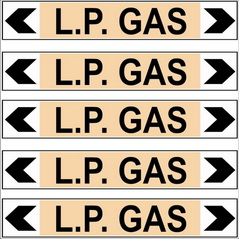 Pipe Marker - GASSES