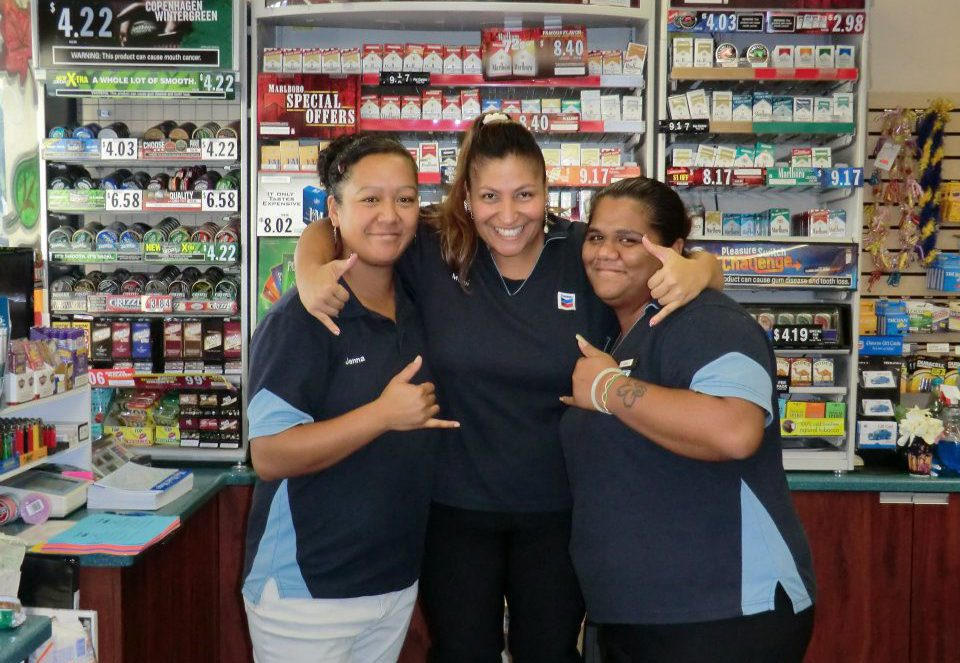 service station and convenience store team in Wailuku, HI