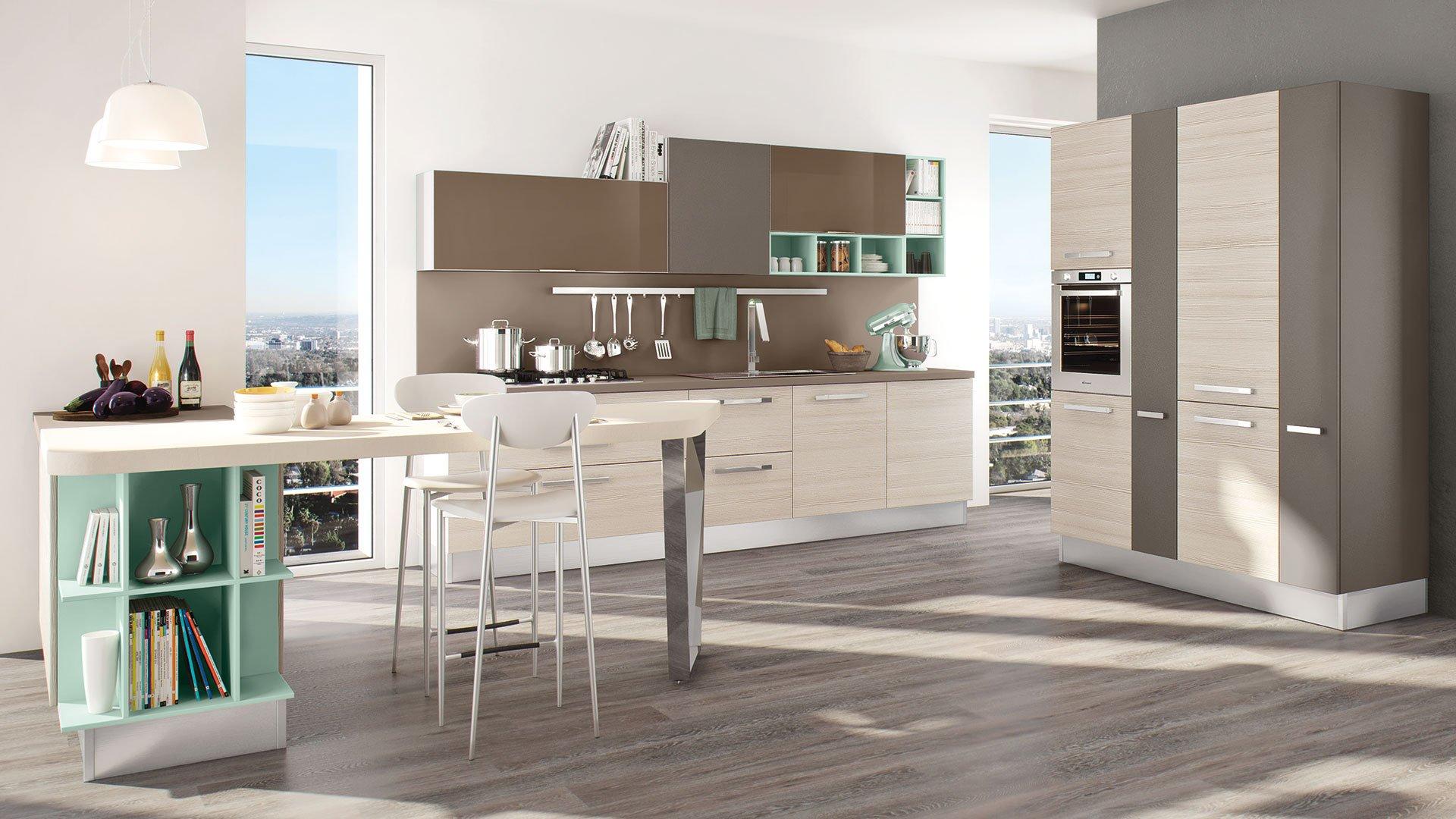 Cucine componibili francavilla marittima cs mobili for Pannelli per cucine al posto delle piastrelle