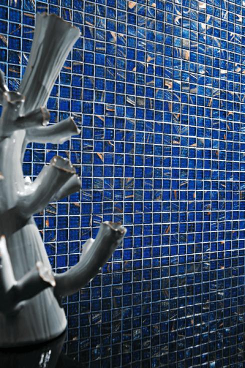 rivestimenti blu