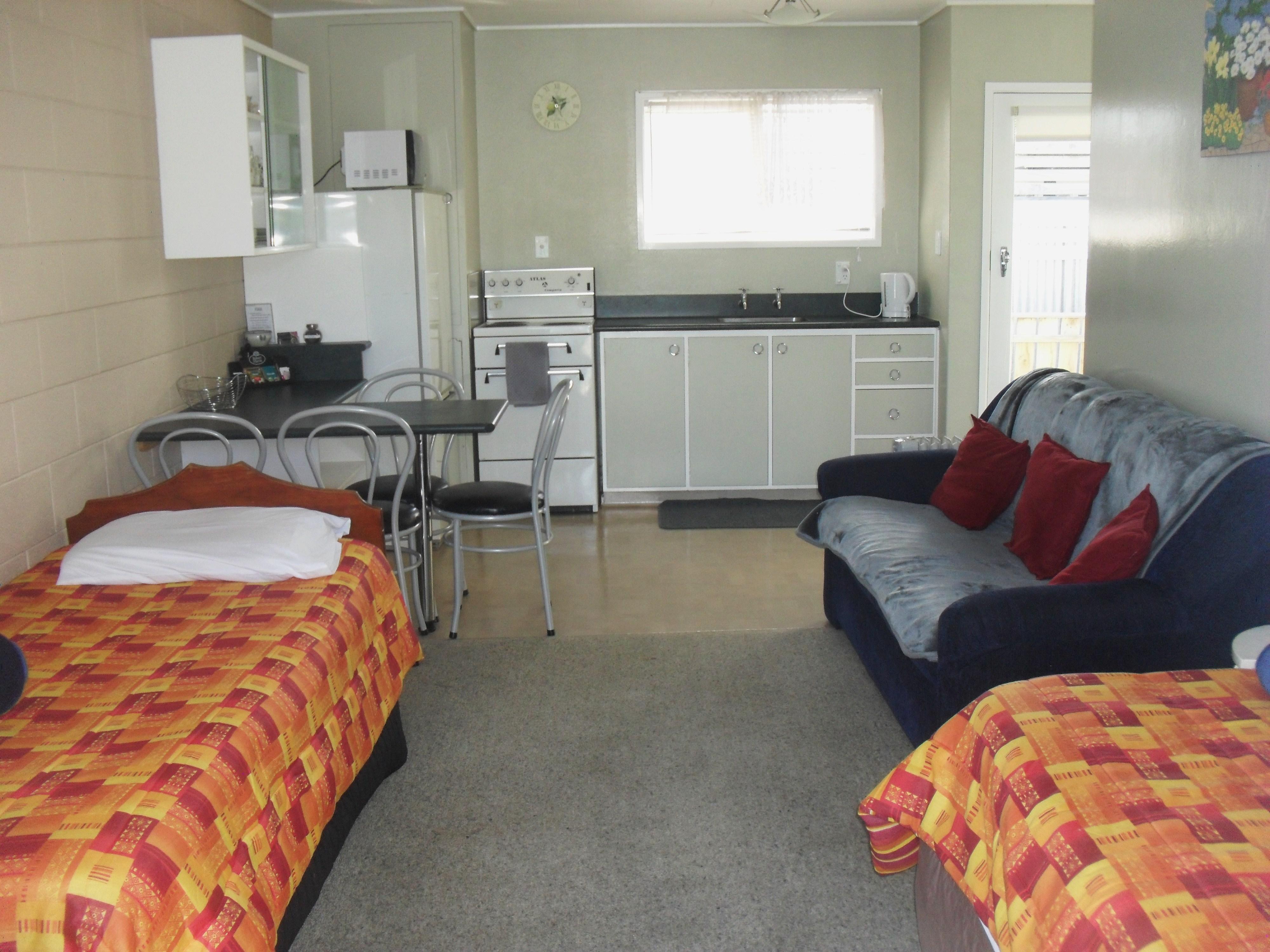 One-Bedroom units