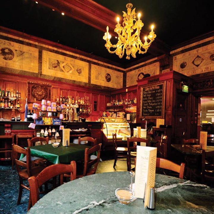 Italian restaurant - Glasgow - Fratelli Sarti - Events