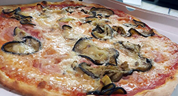 pizze per catering