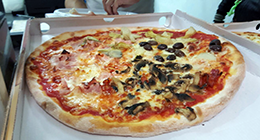 pizze rosse farcite genova