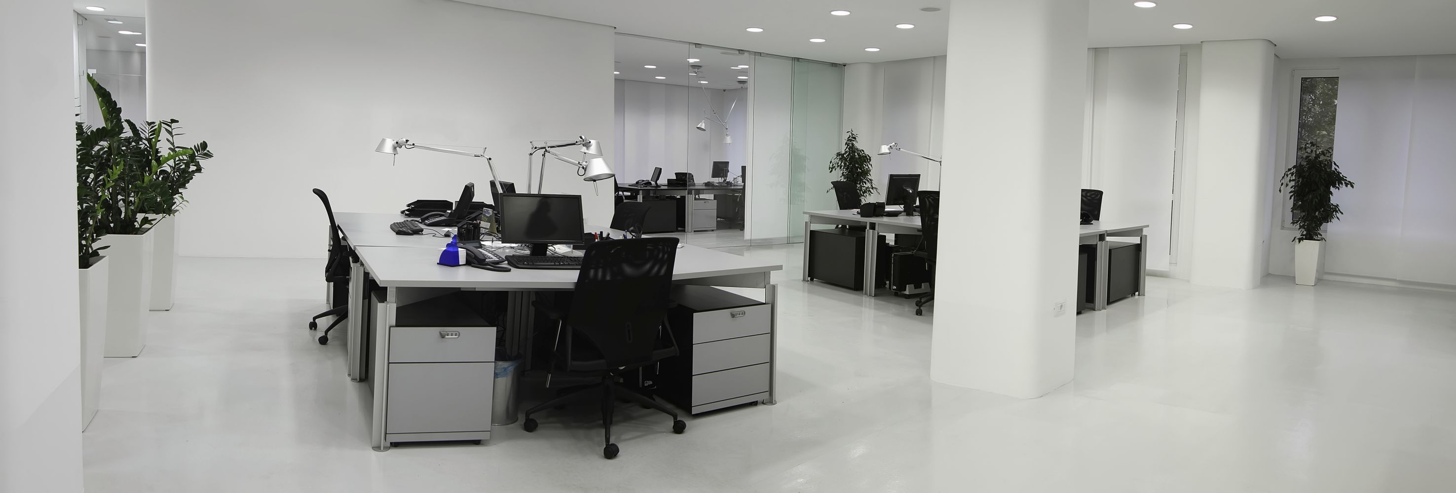 Clean office thanks to commercial cleaning services in Tauranga