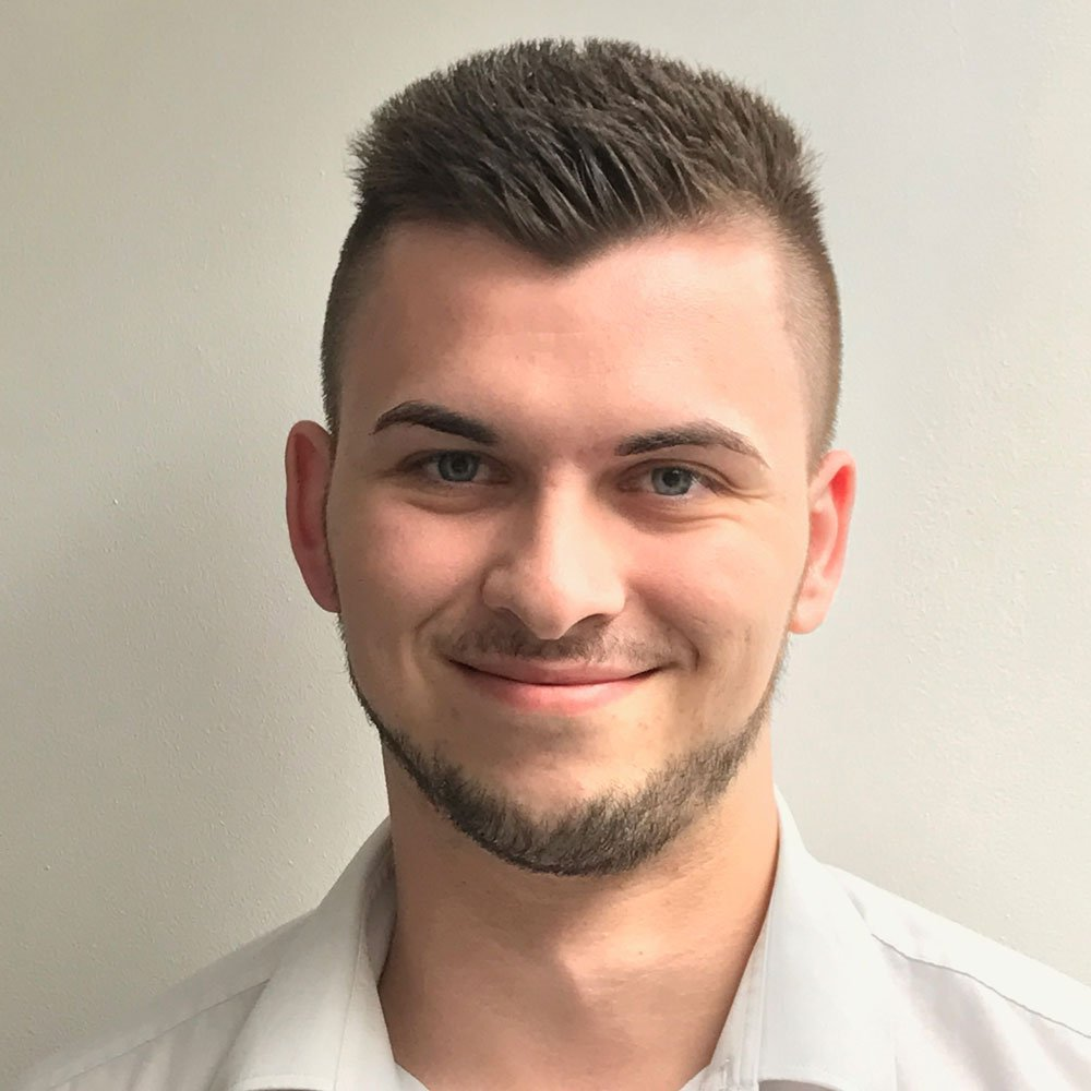Jake Sturgess - Sales Account Manager
