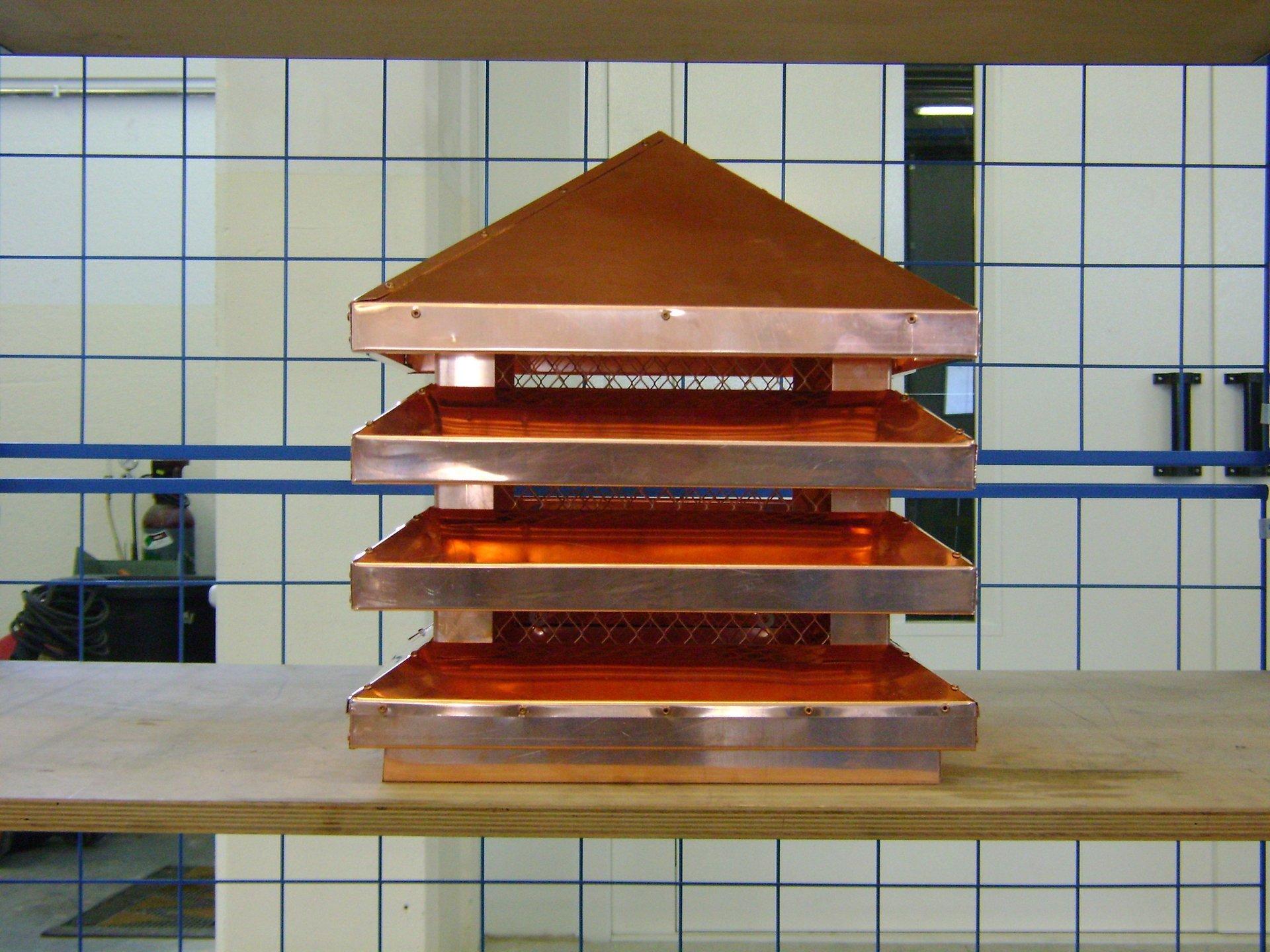 Modello Perugia tetto inclinato