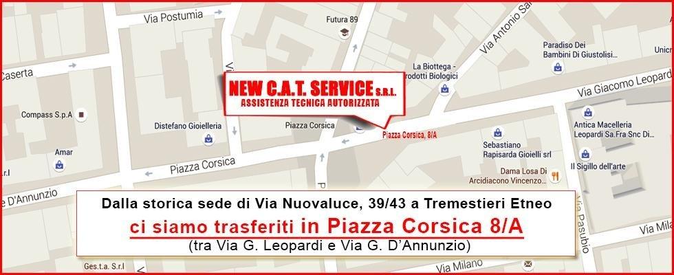 new cat assistenza autorizzata catania
