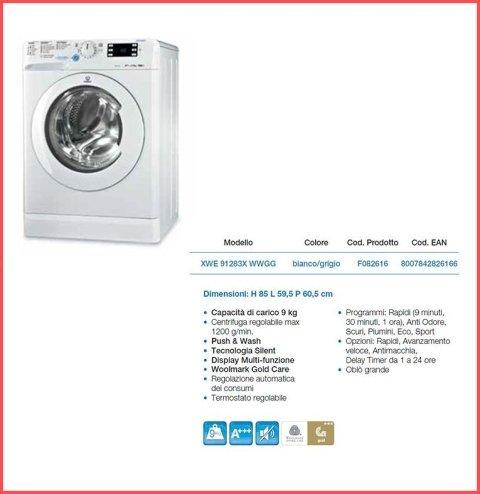 lavatrici indesit