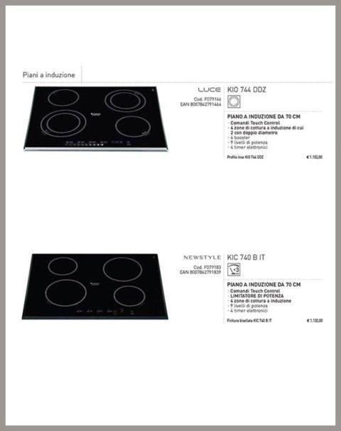 piani cottura hotpoint ariston incasso per top cucina