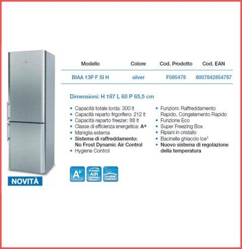frigoriferi indesit