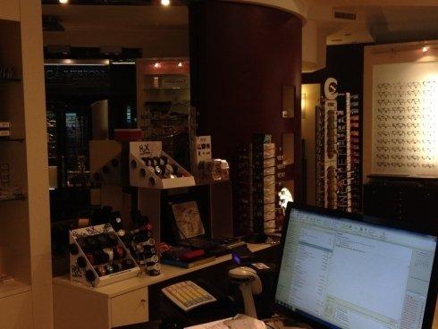 bancale Ottica Vision a Valsamoggia
